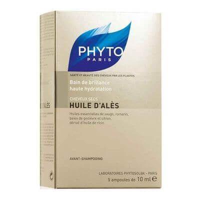 PHYTO HUILE d´Ales Ölbad f.Haare