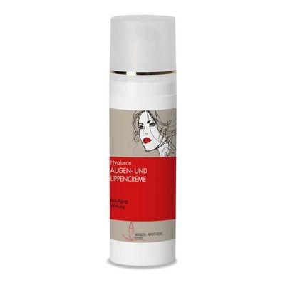 Marien-Apotheke Hyaluronsäure Augen- & Lippencreme