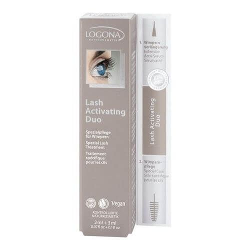 Logona Lash Activating Duo