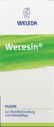 Weleda WECESIN Pulver 50 g - Weleda Nabelpflege - Weleda